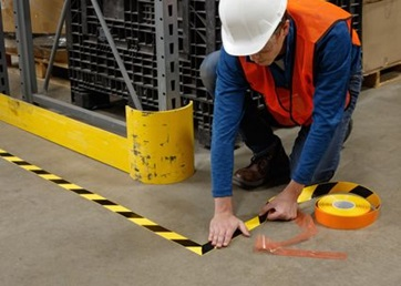 OSHA Floor Marking Standards