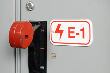 Lockout Tagout Energy