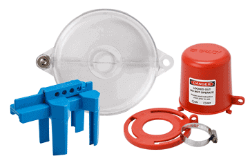 Valve and Hose Lockout Devices