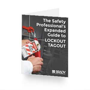 The Safety Professional's Expanded Guide To Lockout Tagout