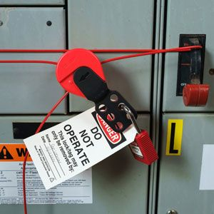 Brady Lockout Tagout Devices and Color Tags