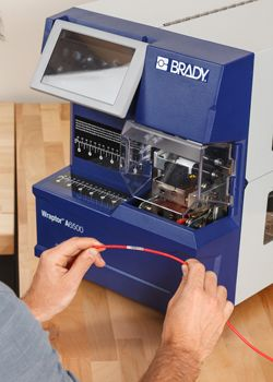 Brady Wraptor™ A6500 Wrap Printer Applicator