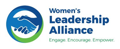 logo for Brady's women's leadership alliance organization